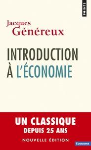 Téléchargement gratuit de livres isbn Introduction à l'économie  en francais par Jacques Généreux 9782757856680