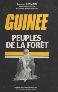 Jacques Germain - Peuples de la forêt de Guinée.