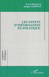 Jacques Gerstlé - .