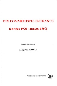 Jacques Girault et  Collectif - .