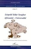Jacques Girault et  Collectif - Itinéraires et contacts de cultures N° 31/2002 : Léopold Sédar Senghor : Africanité-Universalité.