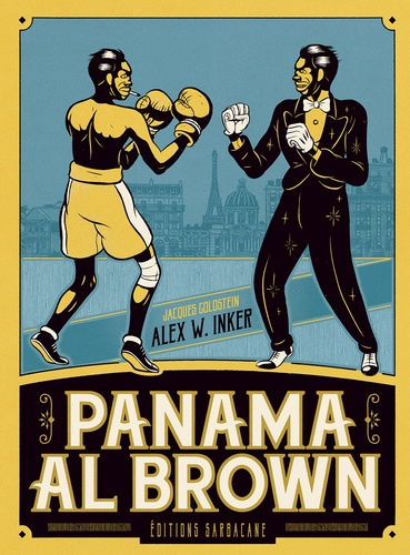 Panama Al Brown. L'énigme de la force