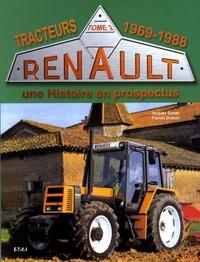 Accentsonline.fr Tracteurs Renault - Une histoire en prospectus Tome 2, 1969-1988 Image
