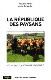 Jacques Grall et Alain Lebaube - .
