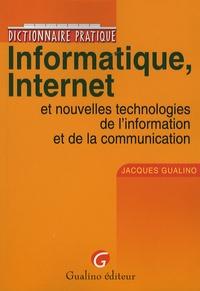 Jacques Gualiano - Informatique, Internet - Et nouvelles technologies de l'information et de la communication.