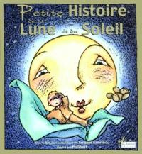 Jacques Guarinos et  Philibert - Petite histoire de la lune et du soleil.