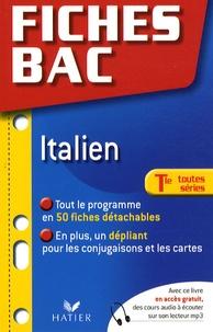Jacques Guesdon - Italien, Tle toutes séries.