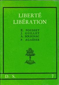 Jacques Guillet et Edouard Pousset - Liberté Liberation.