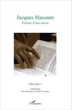 Jacques Hassoun - Extraits d'une oeuvre.