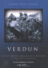 Verdun - La plus grande bataille de lhistoire racontée par les survivants.pdf