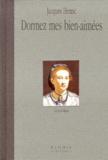Jacques Henric - Dormez mes bien-aimés. - Edouard Manet.
