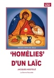 Jacques Hootelé - Homélies d´un laïc - Devenir intime de Jésus.
