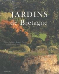 Jacques Hyvert - Jardins de Bretagne.