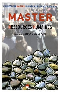 Jacques Igalens et Alain Roger - Master ressources humaines.