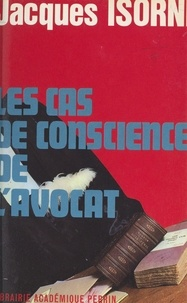 Jacques Isorni et Maurice Genevoix - L'avocat.