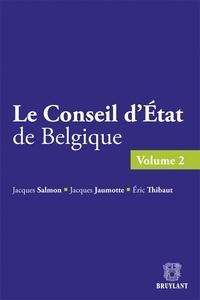 Openwetlab.it Le Conseil d'Etat de Belgique - Volume 2 Image
