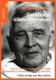 Jacques Jomier - Confidences islamo-chrétiennes - Lettres à Maurice Borrmans (1967-2008).
