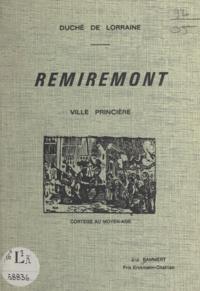 Jacques Joseph Bammert - Remiremont - Ville princière, duché de Lorraine.