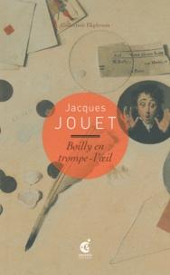 Jacques Jouet - Boilly en trompe-l'oeil - Une lecture de Trompe-l'oeil aux pièces de monnaie sur le plateau d'un guéridon (1808-1814) de Louis-Léopold Boilly, Palais des Beaux-Arts, Lille.