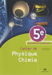 Cahier de Physique Chimie 5e - Activités et exercices.pdf