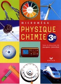 Jacques Jourdan et Franck Cambon - Physique-chimie 3e - (Version souple).