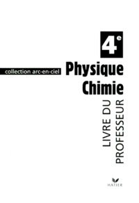 PHYSIQUE CHIMIE 4EME. Livre du professeur - Jacques Jourdan |