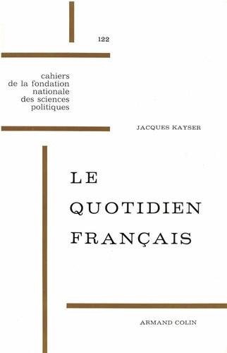 Le quotidien français 2e édition