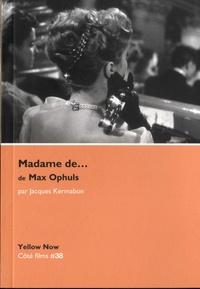 Madame de... de Max Ophuls.pdf