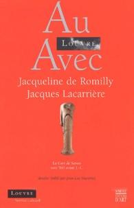 Deedr.fr Au Louvre avec Jacqueline de Romilly, Jacques Lacarrière. La Coré de Samos vers 560 avant JC Image