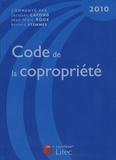 Jacques Lafond et Jean-Marc Roux - Code de la copropriété 2010.