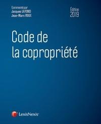 Code de la copropriété - Jacques Lafond pdf epub