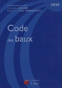 Goodtastepolice.fr Code des baux 2010 Image