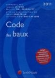 Jacques Lafond et Béatrice Vial-Pedroletti - Code des baux 2011.