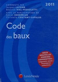 Code des baux 2011.pdf