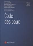 Jacques Lafond et Béatrice Vial-Pedroletti - Code des baux.