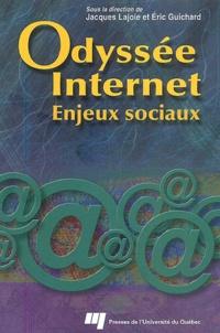 Jacques Lajoie et Eric Guichard - .