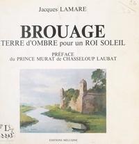 Jacques Lamare et Louis Suire - Brouage - Terre d'ombre pour un Roi Soleil.