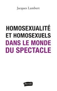 Livres audio gratuits pour les téléchargements Homosexualité et homosexuels dans le monde du spectacle