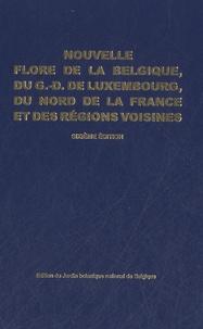 Jacques Lambinon et Filip Verloove - Nouvelle Flore de la Belgique, du grand-Duché de Luxembourg, du Nord de la France et des Régions voisines - Ptéridophytes et Spermatophytes.