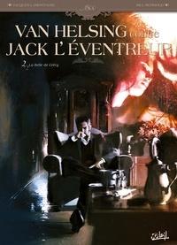 Jacques Lamontagne et Bill Reinhold - Van Helsing contre Jack l'éventreur Tome 2 : La Belle de Crécy.