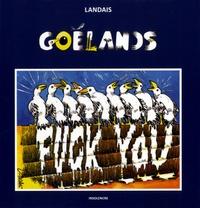 Jacques Landais - Goélands.