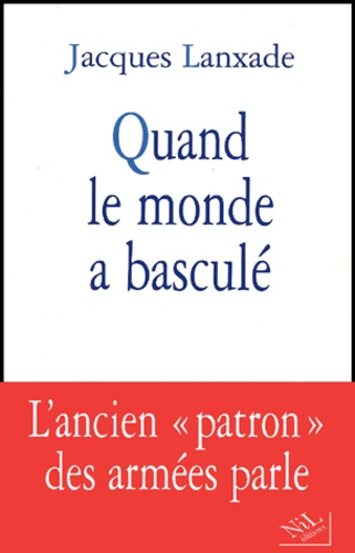 Jacques Lanxade - .