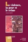 Jacques Laplante - Sciences sociales  : La Violence, la peur et le crime.
