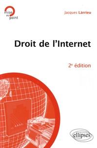 Jacques Larrieu - Droit de l'Internet.