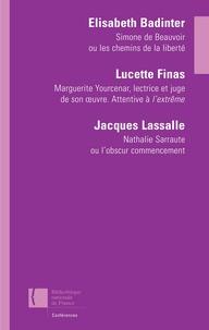 Jacques Lassalle et Lucette Finas - .