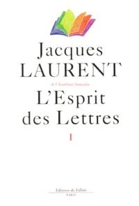 Jacques Laurent - .