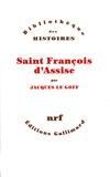 Jacques Le Goff - Saint François d'Assise.