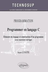 Rhonealpesinfo.fr Programmer en langage C - Eléments du langage et construction d'un programme avec exercices corrigés Image