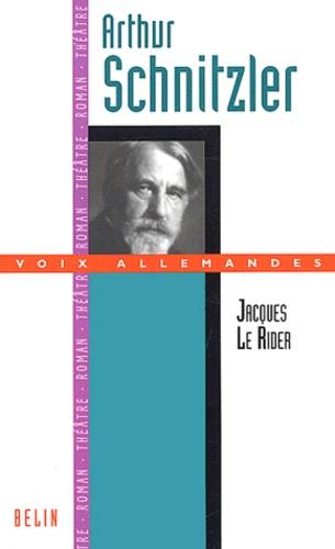 Jacques Le Rider - .