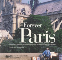 Jacques Lebar - Forever Paris - Monuments, museums, neighborhoods, streets, squares, parks and gardens.